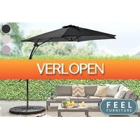 VoucherVandaag.nl: Feel Furniture zweefparasol