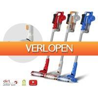 Voordeelvanger.nl: Dirt Sniper snoerloze Cycloon accustofzuiger