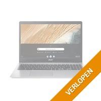 Acer chromebook Chromebook 315 CB315-3H-C4AF Zilver