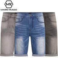 Bekijk de deal van ElkeDagIetsLeuks: Denim Shorts van Mario Russo
