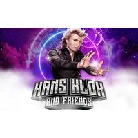 Bekijk de deal van Groupon 3: Ticket voor de tour Hans Klok & Friends