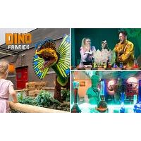Bekijk de deal van SocialDeal.nl 2: Entree voor 'De Dino Experience' + theatervoorstelling