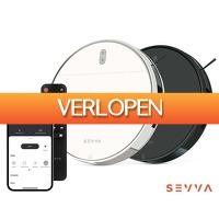 Voordeelvanger.nl: SEVVA slimme robotstofzuiger