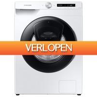 Expert.nl: Samsung voorlader WW90T554AAW/S2