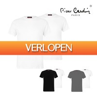 Actie.deals 3: 2 x Pierre Cardin T-shirt ronde hals