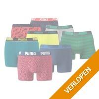 Puma boxershorts 8-pack verrassingspakket