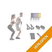 Veiling: 11-delige Fitness-set