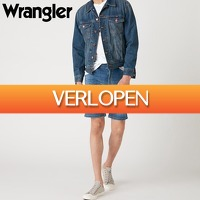 One Day Only: Wrangler Texas shorts