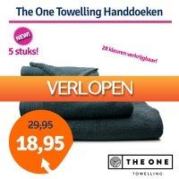 1dagactie.nl: The One handdoeken
