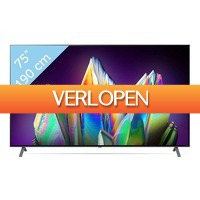 iBOOD.com: LG 8 K 75 inch Smart NanoCell TV
