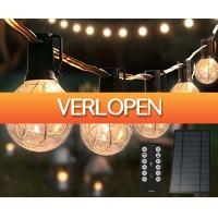 Voordeelvanger.nl 2: Solar licht slinger