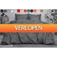 VoucherVandaag.nl: Satijnen Beauty dekbedovertrek