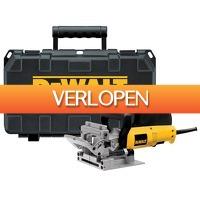 Gereedschapcentrum.nl: DeWalt DW682 K Lamellenfrees in koffer - 600W - 20mm