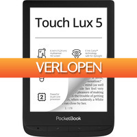 EP.nl: PocketBook Touch Lux 5 e-reader