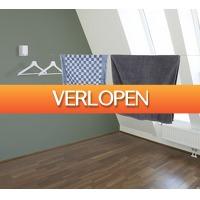 Koopjedeal.nl 1: Uittrekbare waslijn 4 meter