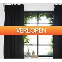 Koopjedeal.nl 2: Verduisterende & isolerende gordijnen