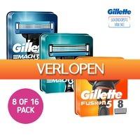 Koopjedeal.nl 1: Gillette scheermesjes