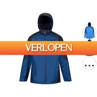 iBOOD Sports & Fashion: Regatta Calderdale III waterproof Jacket