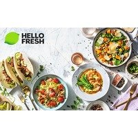 Social Deal: 1, 2, 3 of 4 maaltijdboxen van HelloFresh
