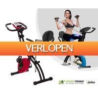 Voordeelvanger.nl 2: Sport Tronic Fitness Bike - Effectief Calorieen Verbranden In Huis! ...