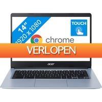 Coolblue.nl 2: Acer Chromebook 314 CB314-1HT-C6XM laptop