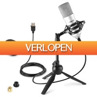 MaxiAxi.com: Vonyx CM300S USB studio condensator microfoon