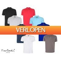 Voordeelvanger.nl 2: Pierre Cardin katoenen polo's