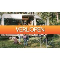 SocialDeal.nl: 1, 2, 3 of 4 nachten kamperen in Noord-Limburg