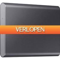 Coolblue.nl 2: Samsung T7 Portable SSD 1TB grijs