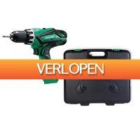 Gereedschapcentrum.nl: HiKOKI DS18DJL-EX 18V Li-Ion accu boor-/schroefmachine body in koffer