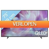 iBOOD.be: Samsung 4 K 75 QLED Smart TV