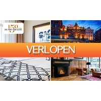 SocialDeal.nl: Overnachting voor 2 in hartje Amsterdam
