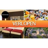 SocialDeal.nl 2: Overnachting voor 2 + ontbijt Zuid-Limburg