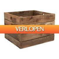 Xenos.nl: Recycle krat - 44 x 38 x 30 cm