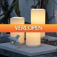 MegaGadgets: LED-kaarsen outdoor