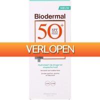Plein.nl: Biodermal SPF 50 zonnelotion