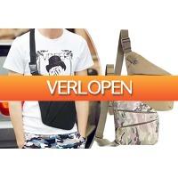 VoucherVandaag.nl 2: Crossbody anti-diefstal tas