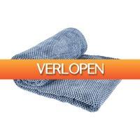 Xenos.nl: Plaid blokje