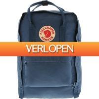 Coolblue.nl 3: Fjallraven Kanken laptop Royal Blue 18L