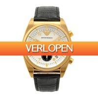 Watch2Day.nl 2: Emporio Armani Franco AR0372 heren horloge