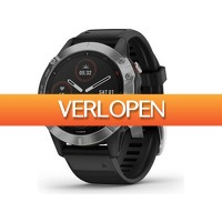 iBOOD.be: Garmin Fenix 6 Multisporthorloge