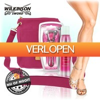 voorHAAR.nl: Wilkinson Quattro scheerpakket