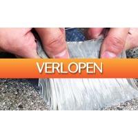 Groupon 1: Waterdicht, aluminium tape