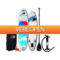 iBOOD Sports & Fashion: F2 Allround Supboard Free