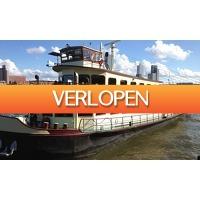 Groupon 3: Rotterdamse Havencruise van 2 uur