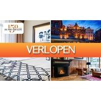 SocialDeal.nl 2: Overnachting voor 2 in hartje Amsterdam