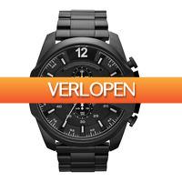 Watch2Day.nl 2: Diesel Mega Chief DZ4283 heren horloge