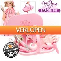 voorHAAR.nl: Roze tuingereedschapsset