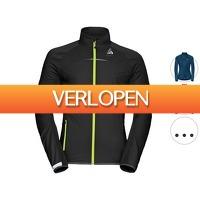 iBOOD Sports & Fashion: Odlo Zeroweight Logic Runningjacket