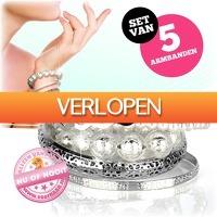 voorHAAR.nl: 5 zilverkleurige armbanden